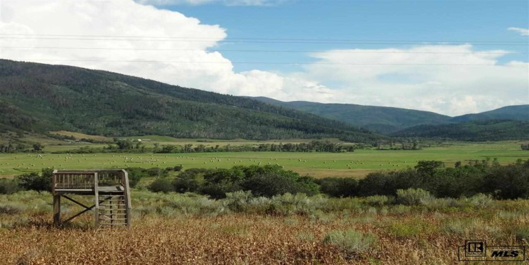 Enjoy a view overlooking two 100 year ranches in the idyllic Pleasant Valley!
