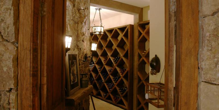 Zdeblick Wine Cellar 1