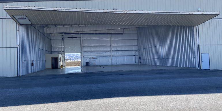 Hayden Airport Hangar